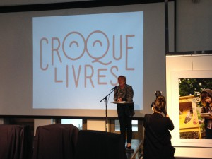 Croque-livres and the Chagnon foundation