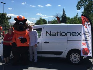 Nationex partners with the beat MS campaign